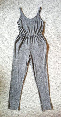 H&M Pigiama intero grigio chiaro-grigio