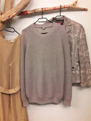 grauer Oversize Cos Pulli Gr S