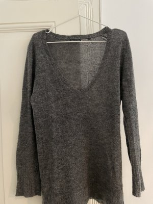 Marc O'Polo Pull oversize gris
