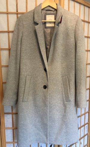 Grauer Oversized Mantel von Esprit - versandkostenfrei in Ö