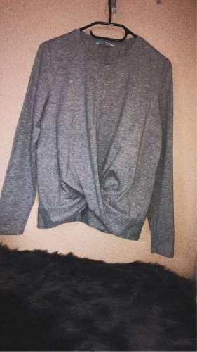 Be only Sweatshirt donkergrijs