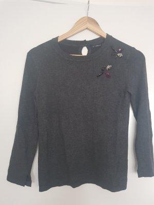 Zara Knit Pullover in cashmere multicolore Cotone