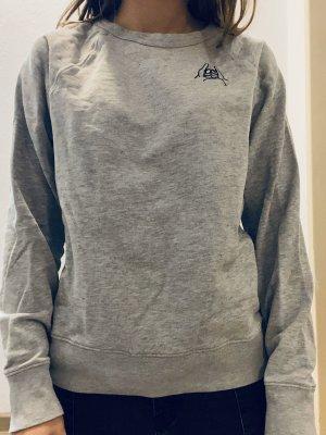 Cheap Monday Long Sweater light grey-black