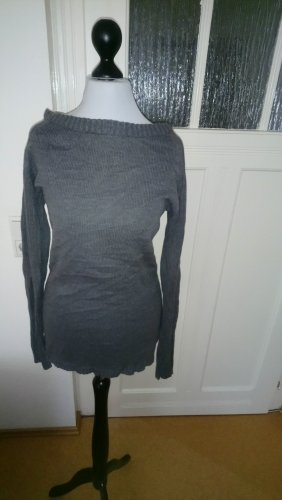 grauer Pullover - Größe 38