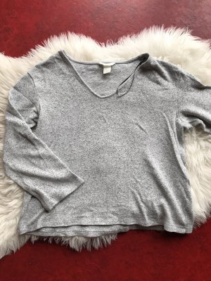 Grauer Pullover H&M