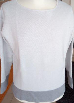 Grauer Pullover von Bonita Gr. M