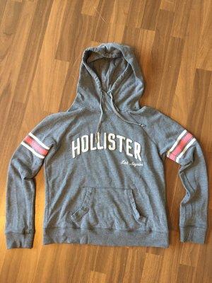 grauer Pullover von Hollister