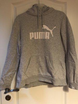 grauer Pullover von Puma Größe 44