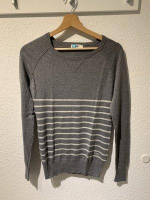 Grauer Pullover von Roxy   Größe: S