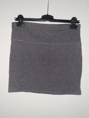 C&A Miniskirt grey
