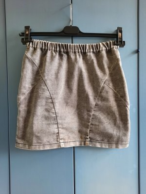 Miss Selfridge Mini-jupe gris