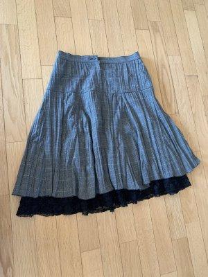 Balloon Skirt grey