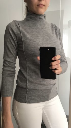 Bernd Berger Turtleneck Sweater grey