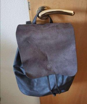 grauer Rucksack von H&M