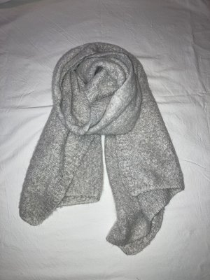 Woolen Scarf light grey