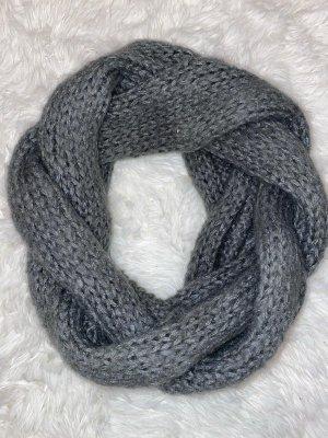 H&M Sciarpone grigio