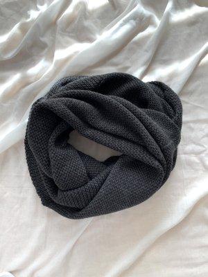 H&M Caperuza gris-gris antracita