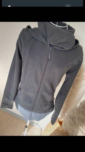 Fleece Jumper grey