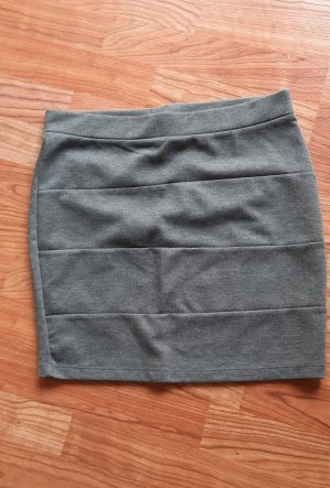 Clockhouse Stretch Skirt grey
