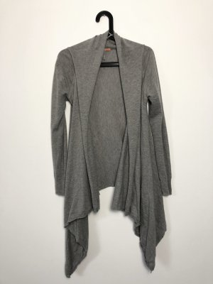 Boss Orange Knitted Cardigan grey