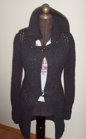 Knitted Coat anthracite