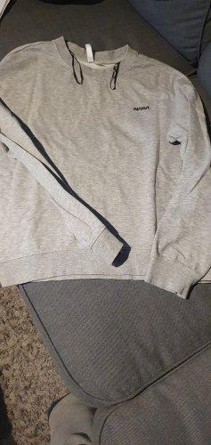 Grauer Sweater von H&M in Gr. M
