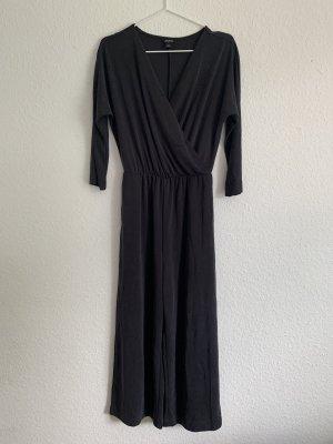 Monki Robe portefeuille gris anthracite