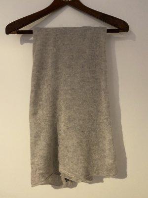 Hallhuber Woolen Scarf light grey