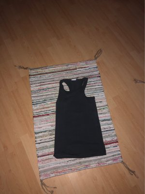H&M T-shirt ciemnoszary
