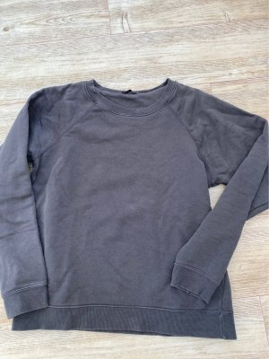 Graues Basic sweater ZARA