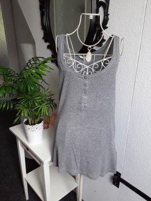 H&M Basic Top grey