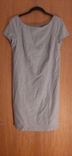 H&M Abito longuette grigio chiaro