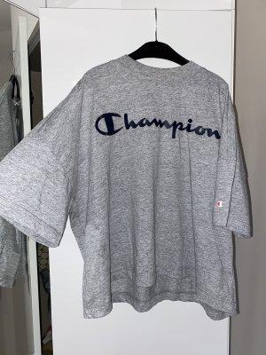 Graues Champion T-shirt