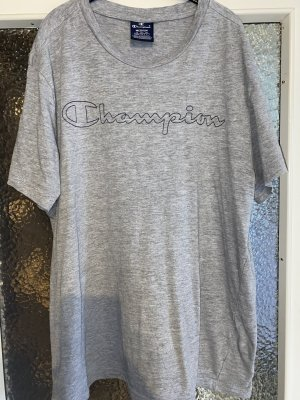 Champion T-shirt grigio