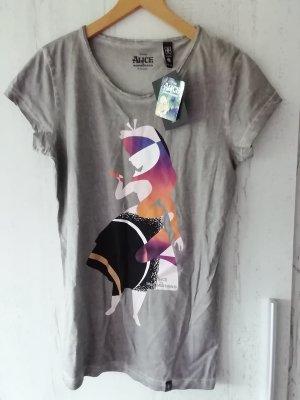 Disney Print Shirt light grey