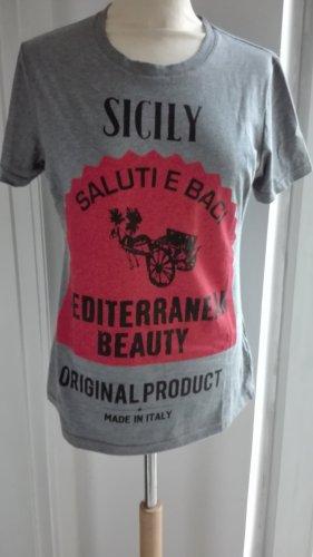 Dolce & Gabbana Shirt met print veelkleurig Katoen