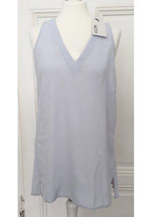 Kiomi Blusa grigio chiaro-azzurro Viscosa
