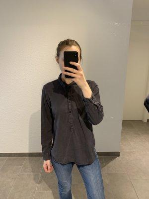 Graues Hemd von Zara - Größe S