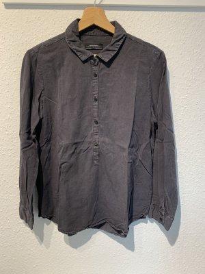 Graues Hemd von Zara | Größe S