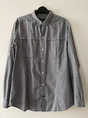 Mavi Camicia a maniche lunghe grigio-grigio chiaro