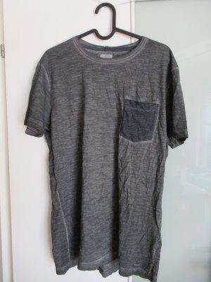 Esprit Oversized shirt antraciet-donkergrijs
