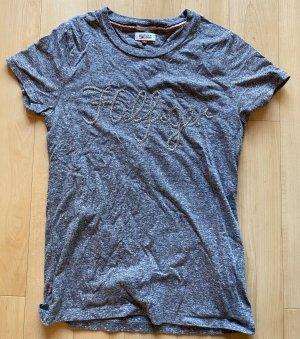 Graues Hilfiger T-Shirt S