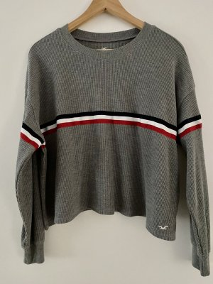 Graues Hollister Pullover