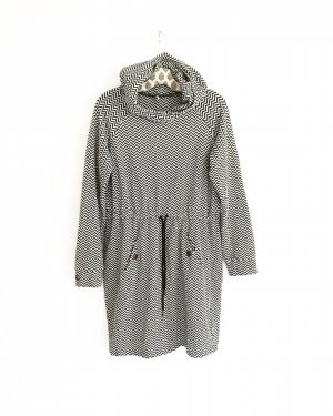 graues hoodie kleid  / vintage / oversized / edgy / casual