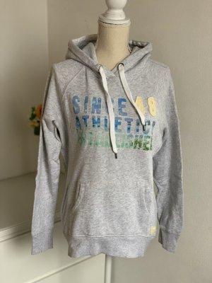 Graues Kapuzensweatshirt / Sweater / Hoodie