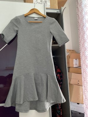 Gina Tricot Midi Dress grey-light grey