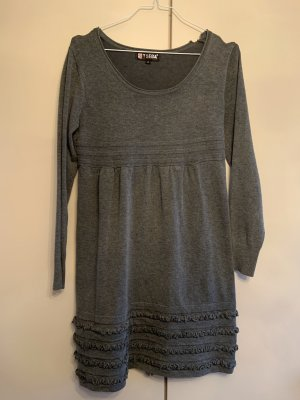 Coat Dress grey