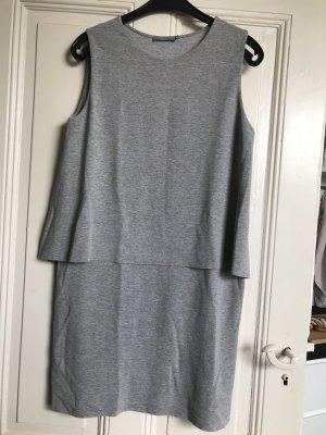 Graues Kleid COS