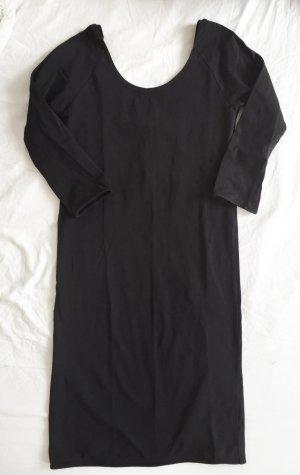 Graues Kleid mit Rückenausschnitt von COS