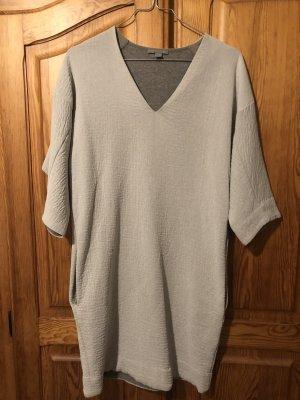 COS Jersey Dress light grey